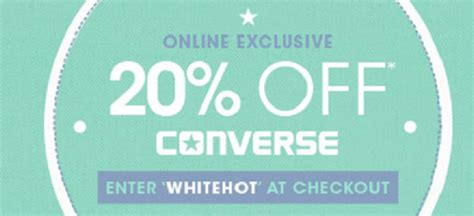 printable voucher brantano get 20 off converse shoes free delivery using code