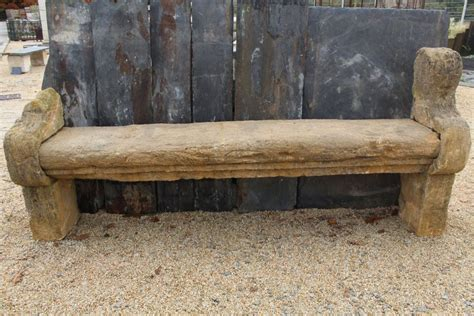 french bench seat antique french limestone bench seat