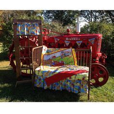 tractor home decor on