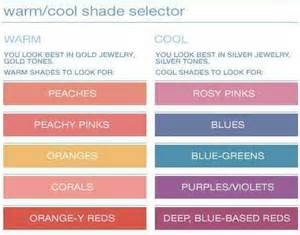 colors for skin tones determine your skin tone warm or cool