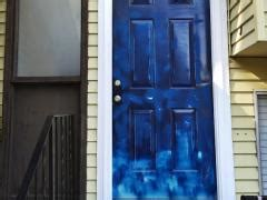 how to paint a front door without removing it how to paint a front door with your own hands
