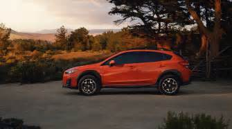 Cross Trek Subaru 2018 Subaru Crosstrek Heads To The New York Auto Show