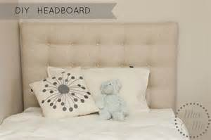 max me diy headboard and bed make