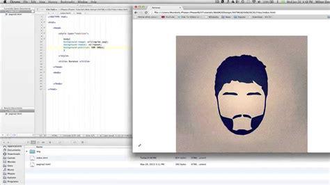 tutorial xhtml css tutorial xhtml e css parte 19 imagem de fundo youtube