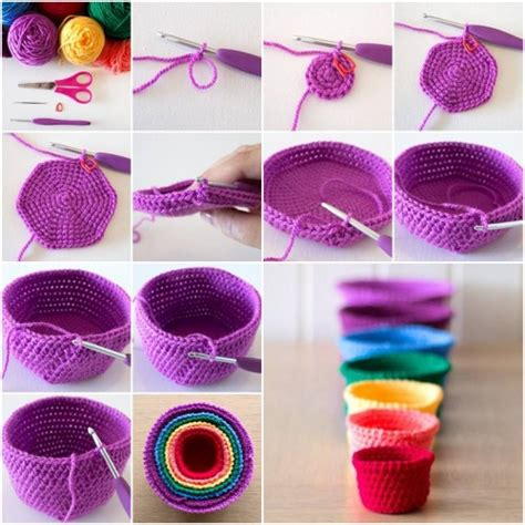 how to make your home beautiful how to make beautiful crochet cups step by step diy tutorial instructions how to instructions