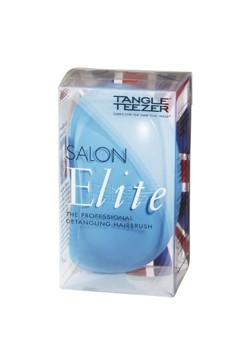 hair burst amazon tangle teezer salon elite hair brush orange burst amazon