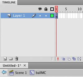 flash tutorial timeline flash cs4 tutorials