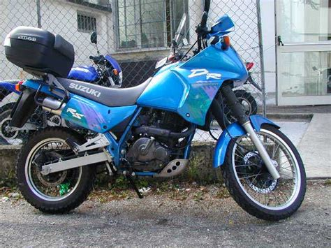 Suzuki Dr 650 Rs Review Suzuki Dr 650 Rs E 1995 Motorcycles Specifications
