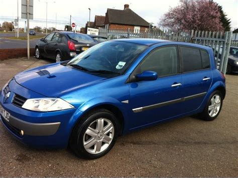 renault megane 2004 used renault megane 2004 for sale uk autopazar