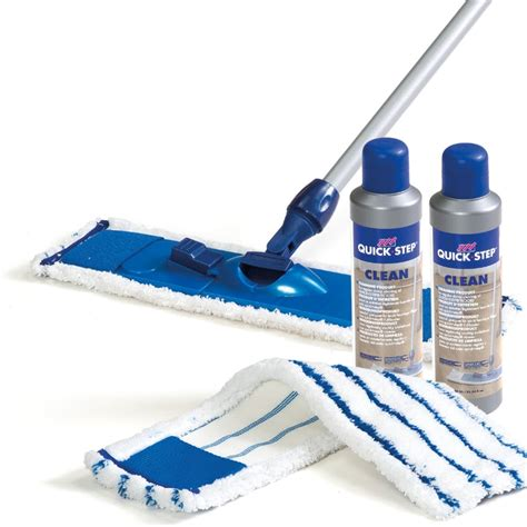 quickstep microfibre floor cleaning kit leader floors