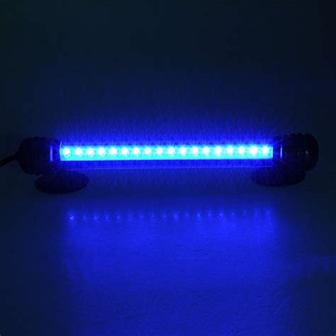 Mingdak 174 Led Aquarium Light Kit For Fish Tank Underwater Blue Led Lights Aquarium