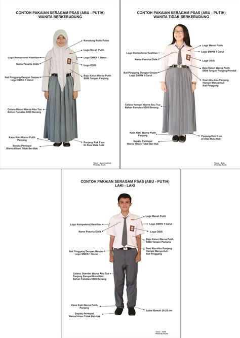 Pakaian Seragam Sekolah berita smkn 1 garut contoh pakaian seragam sekolah psas