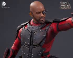 new photos of dc collectibles squad deadshot