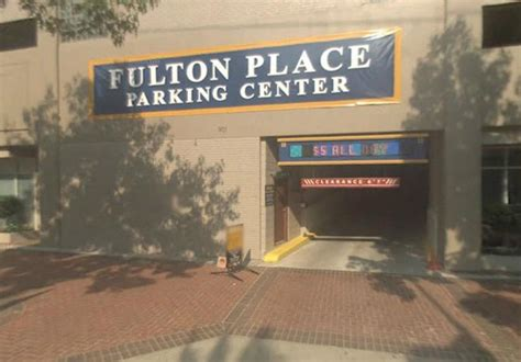 fulton place garage at 901 convention center blvd new