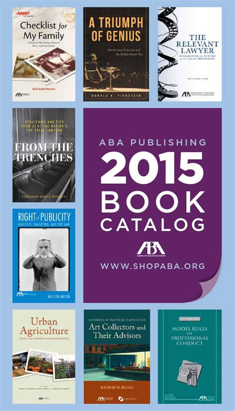 tweet published 2 5 2015 format e book available as epub mobi and pdf aba publishing 2015 book catalog by american bar