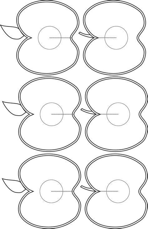 apple half coloring page free coloring pages of apple in half