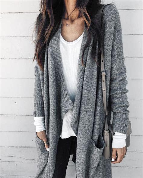 Cardigan Cardigan Grey grey cardigan sweater fashion skirts
