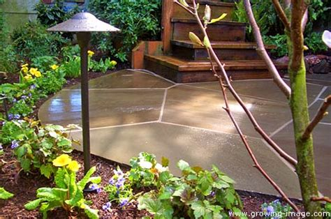 Small Flagstone Patio by Your Yard Your Space Your Patio Cataldo Landscape