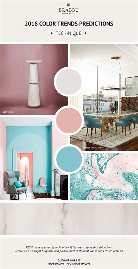 home interior color trends color trends 2018 by pantone