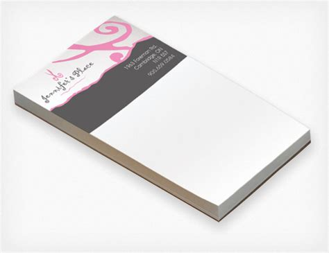 design notepad meaning notepad printing for customers across the usa