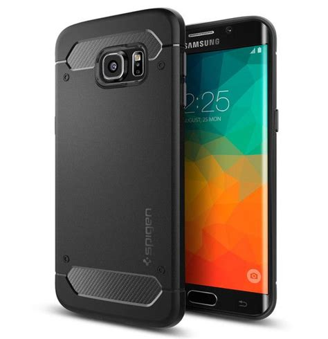 Samsung S6 Casing Fullset spigen starts offering galaxy note 5 and s6 edge cases
