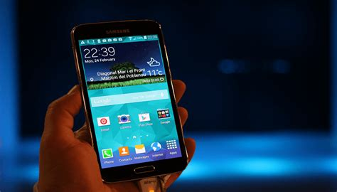 galaxy s5 best features 15 of the best features of the samsung galaxy s5