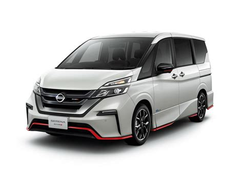 nissan minivan 2018 nissan serena nismo 2018 10 pandulaju com my