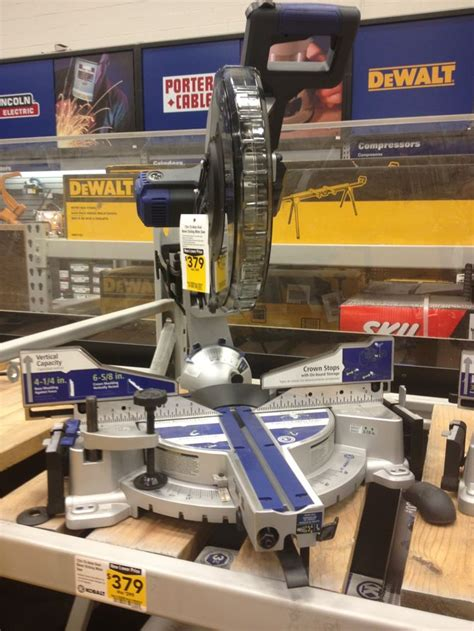 Compound Miter Saws And 100 Lowes Gift Card Giveaway