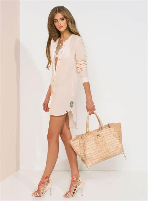 Chelsea Tunik Blouse długa koszula a la tunika sukienka marki joshv la mode