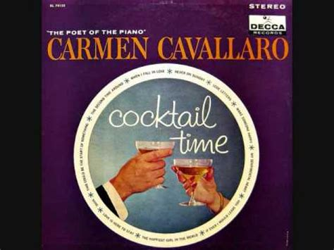 Cocktail Time by Cavallaro Cocktail Time 1961 Vinyl Lp