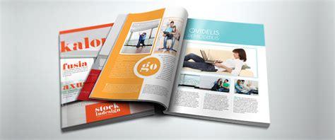 magazine design header stockindesign indesign pro magazine template kalonice