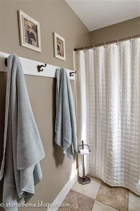 bathroom towel hook ideas 25 best ideas about bathroom towel hooks on pinterest