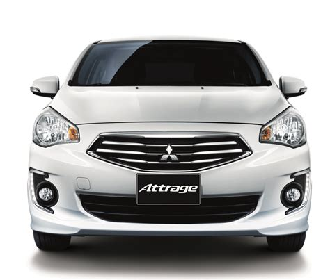 mitsubishi attrage all new mitsubishi attrage launching this year