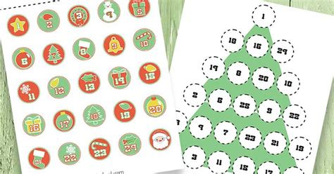 printable advent calendar for kids free printable advent calendar for kids sunny day family