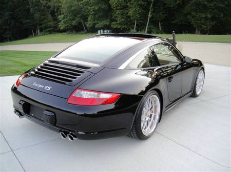 2007 porsche 911 targa 4s german cars for sale