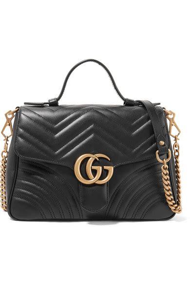 Garucci Shoulder Bag Abu Abu gucci gg large marmont 2 0 matelasse leather shoulder bag black modesens