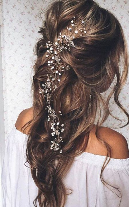 Wedding Hairstyles For Hair With Extensions by 25 Best Ideas About Wedding Hair Extensions On