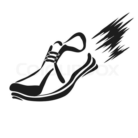 running shoe icon sneaker icon png www pixshark images galleries