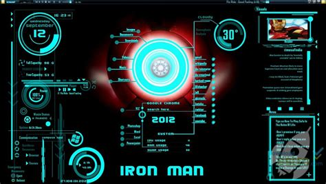 themes gallery free download iron man 2 windows 7 theme latest version 2016 free download