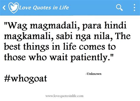 Hugot Quotes Patama Tagalog Hugot Quotes For 2015 Quotes In