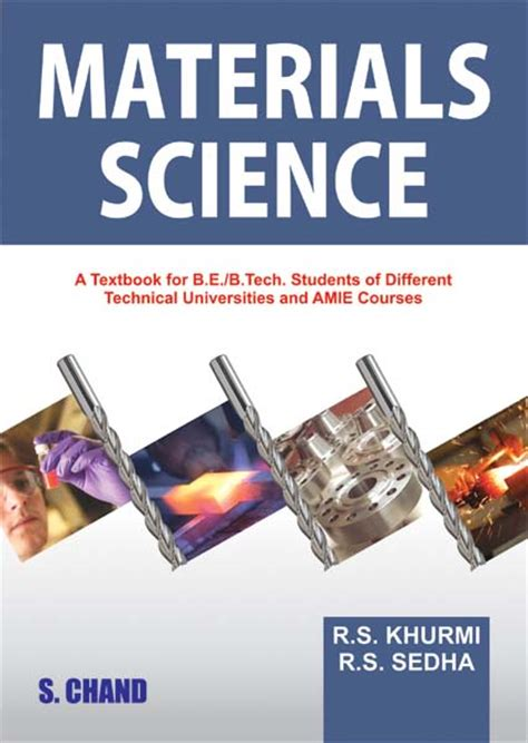engineering materials book materials science by r s khurmi