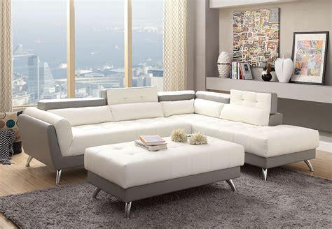 sectional sofa contemporary contemporary sectional sofa otto furniture decor