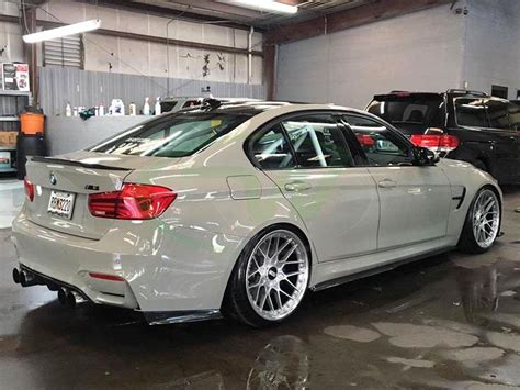 fashion grey bmw bmw f80 m3 gtx carbon fiber skirt extensions