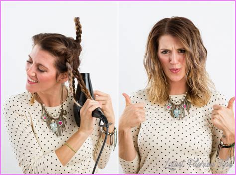 straight or curly 2015 hair trend drying your straight or wavy hair latestfashiontips com