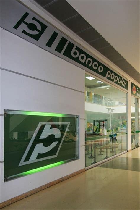 telefono banco popular banco popular local 1 72 a 1 74 centro comercial