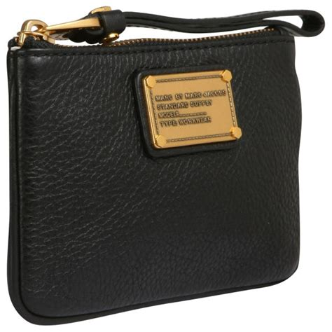 Marc Beckham And Marc Wristlet Clutch by Marc By Marc Small Wristlet Purse Black One