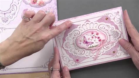Wishes Written On Paper Make This - hunkydory sparkling pearl card kit paper wishes weekly