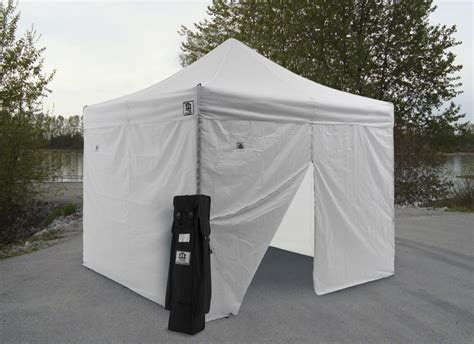 Canopy Tent With Sidewalls - 10 x 10 ez pop up canopy tent instant canopy commercial