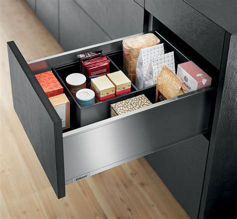 Blum Drawer by The Legrabox Blum S Drawer System With Invisible