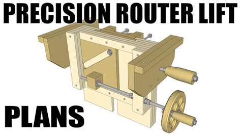 8 free router lift plans build notes and videos the 1000 images about router table on pinterest woodworking